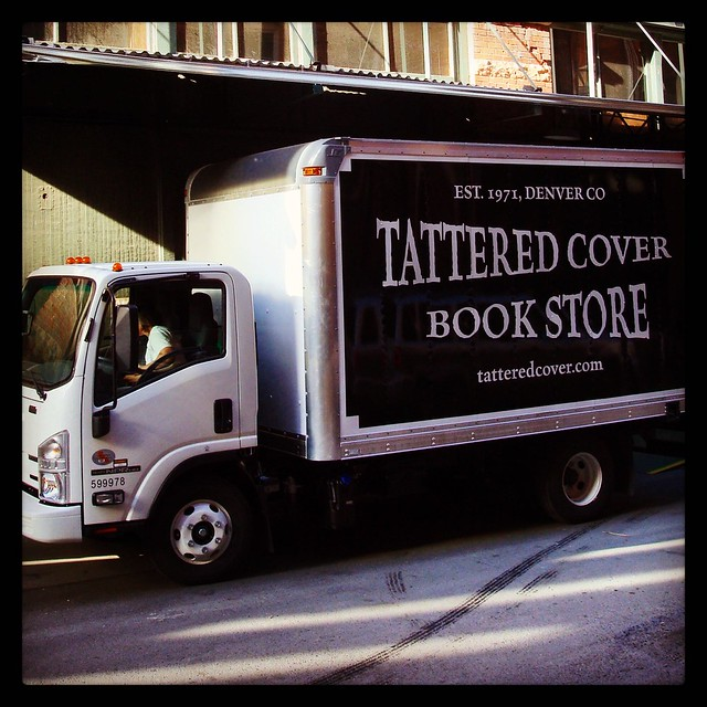 Flickr: Tattered Cover Bookstores