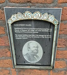 Photo of Black plaque number 40777