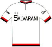 Salvarani - Giro d'Italia 1963