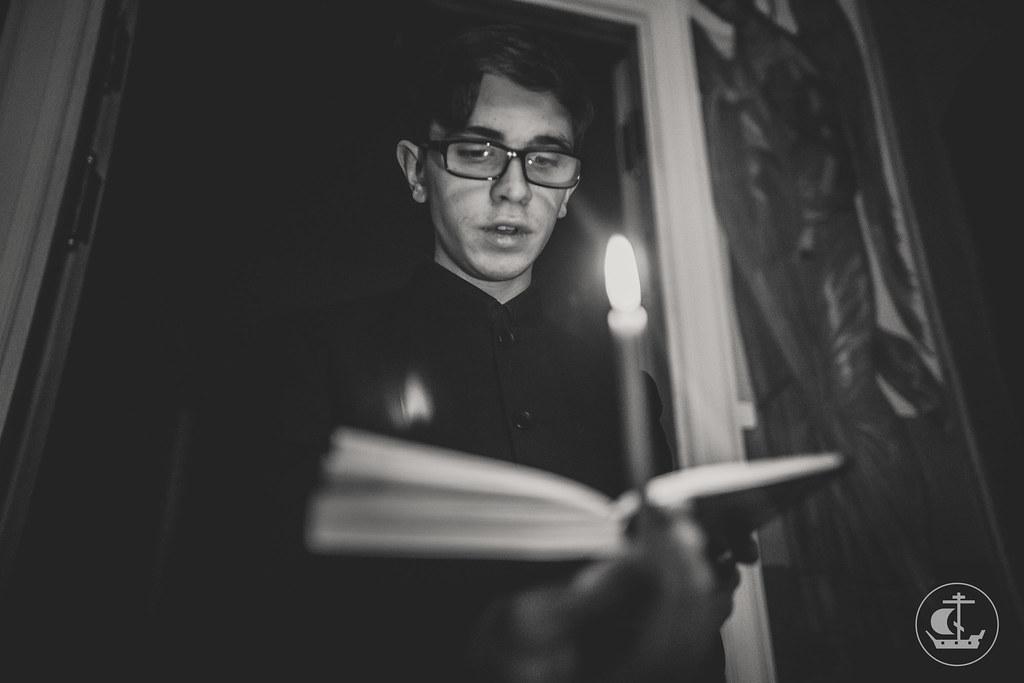 26 ноября 2016, Всенощное бдение накануне Недели 23-й по Пятидесятнице / 26 November 2016, Vigil on the eve of the 23th Week after Pentecost