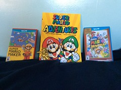 New Super Mario Bros. Stuff