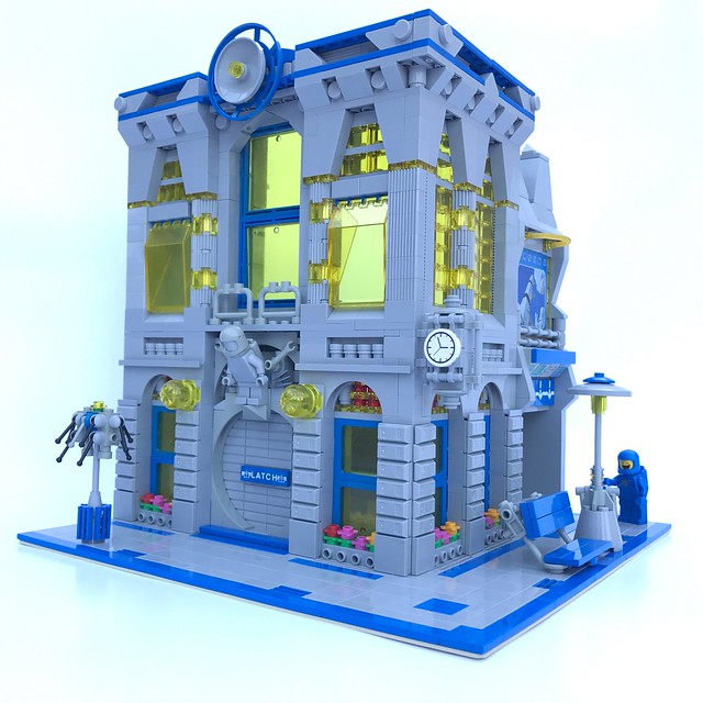 10251 Brick Bank - Classic Space Redux