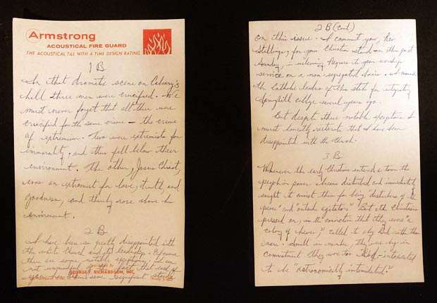 Letter from a Birmingham Jail by Martin Luther King Jr a photo