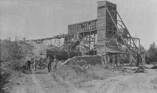 No. 4-C Mine, Minto Coal Mining Co., Minto, New Brunswick / Mine de charbon no 4-C, Minto Coal Mining Co., Minto (Nouveau-Brunswick)