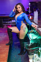 Cyn Santana Hosts 4-Play Fridays @ Heavens Gentlemen's Club