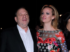 Harvey Weinstein & Charlotte Carroll x Candid Portraits Ltd