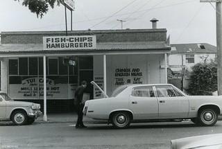54 Albany Street, 1973