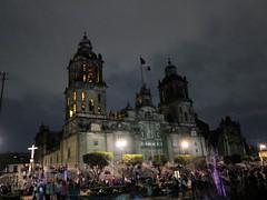 Ciudad de México, Catedral & Zócalo