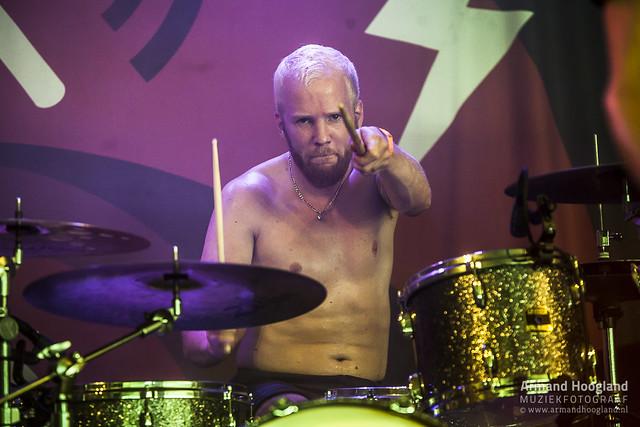 Pearl Jamming @ Dijkpop 2015
