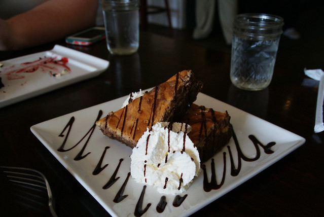 The most delicious brownie