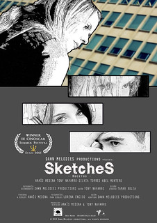 Sketches ( Award Poster)