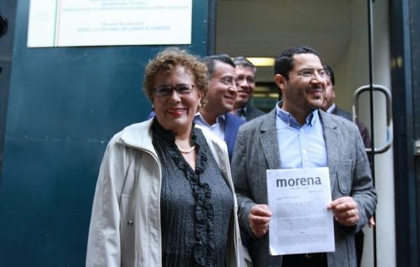 Morena denuncia a Sedesol y SCT por toma de datos biométricos