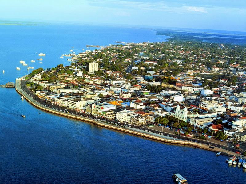 População de Santarém chega 296.302 habitantes, segundo o IBGE