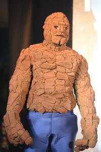 Fantastic Four - แฟนแทสติก โฟร์ เปิดตัวอลังการคว้า
