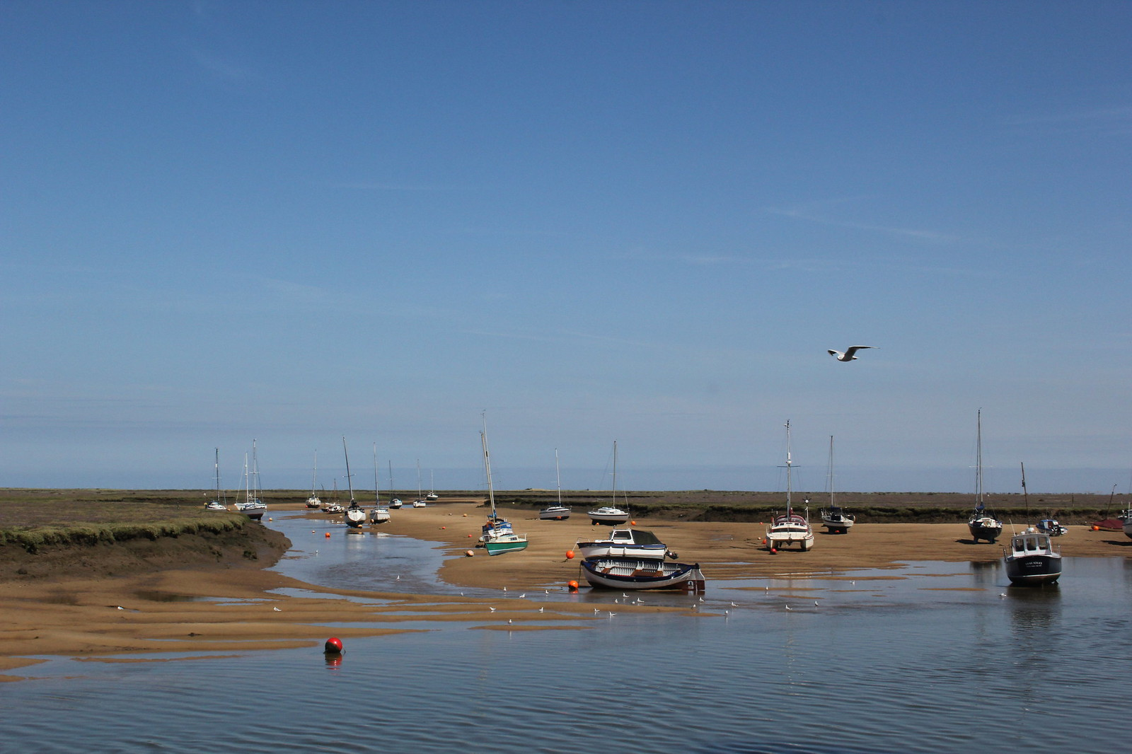 Wells-next-the-Sea, Norfolk