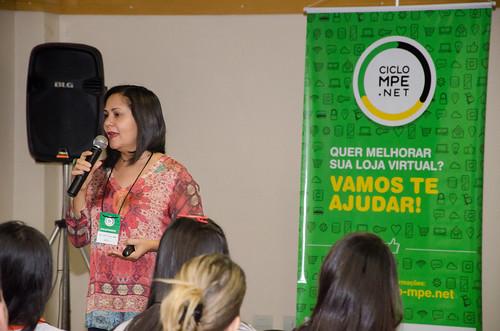 Sebrae - Angela Márcia de Souza Damian - Rondonópolis - 20 de agosto de 2015 - Ciclo MPE.net