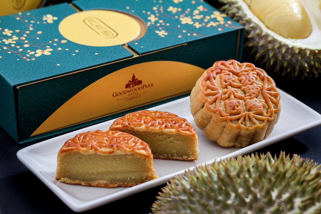 Mid-Autumn Festival Mooncake: Goodwood Park Hotel