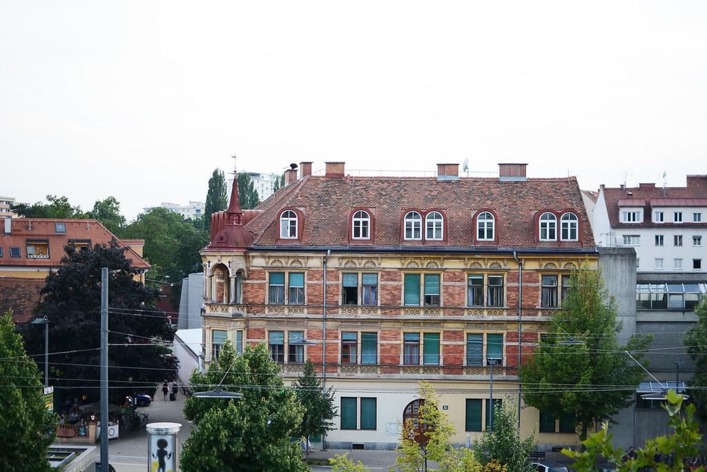 Graz_Mercure-Ausblick