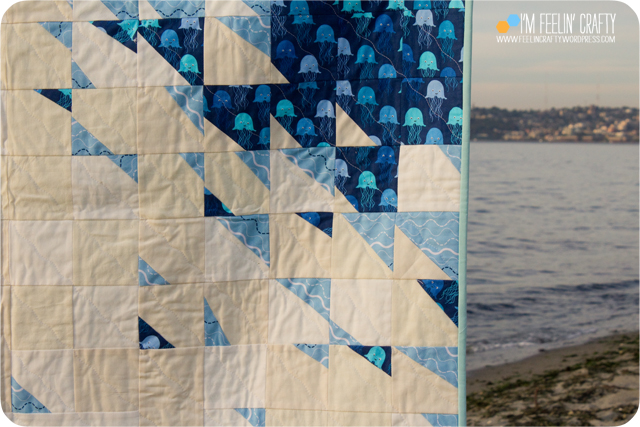 BeachQuilt-Water-ImFeelinCrafty