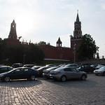 Aparcamiento Plaza Roja