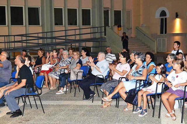 Rutigliano- Festa di Sant'Agostino, con gli Odè (2)