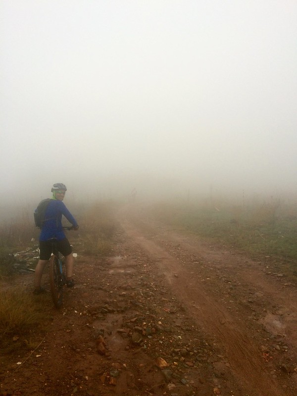 First km in the fog