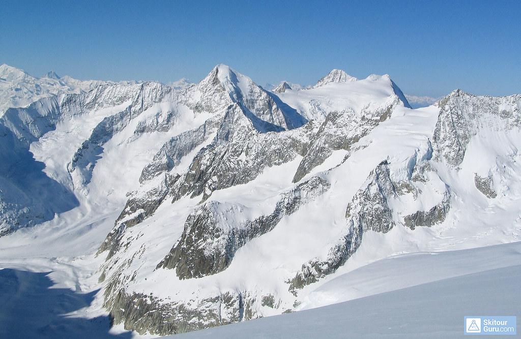 Grosser Aletschhorn Berner Alpen / Alpes bernoises Switzerland photo 12