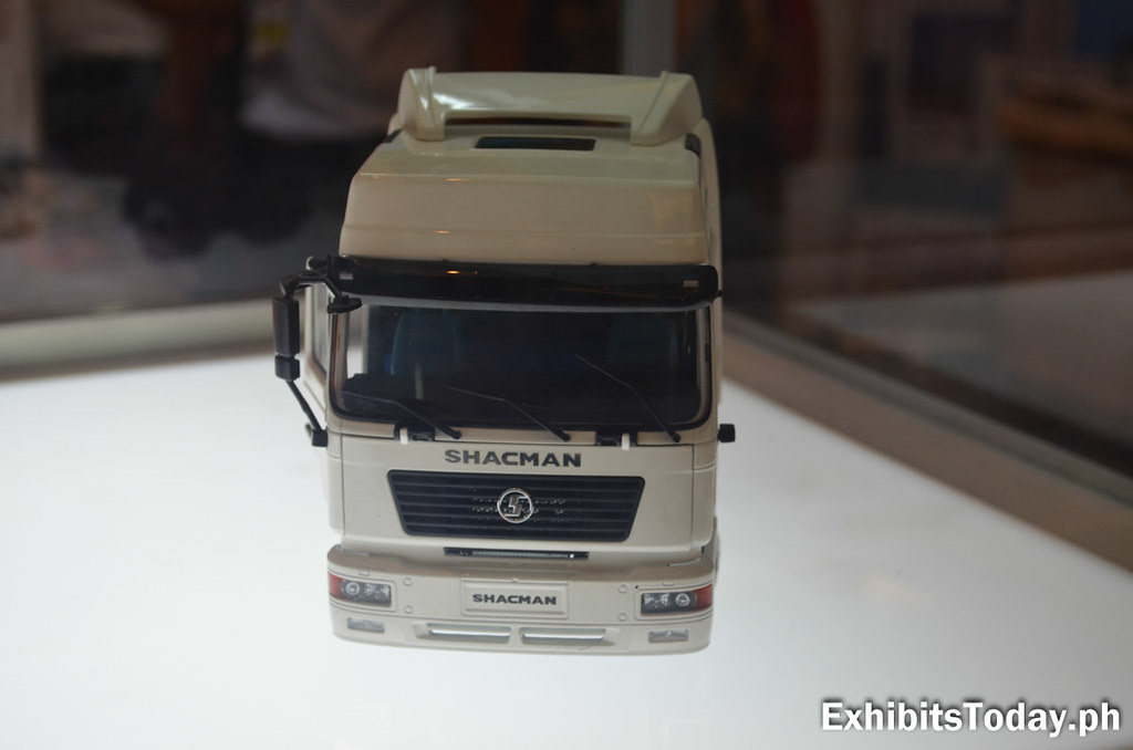 Shacman Truck Toy