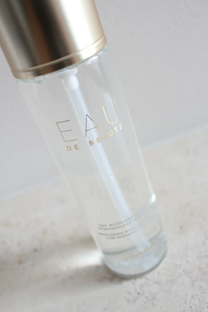 Guerlain Eau de Beaute Micellar Cleansing Water review