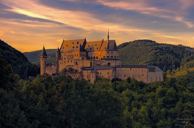 Warm Castle