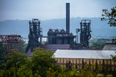 Carrie Furnace from Rankin