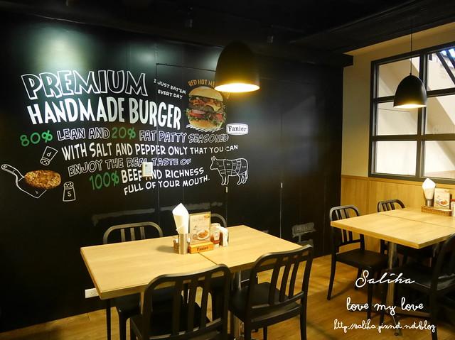 台北內湖東區好吃漢堡費尼餐廳 (31)