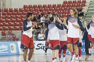 Presentazione Team USA