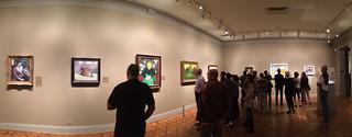 Chicago - Art Institute of Chicago Van Gogh room