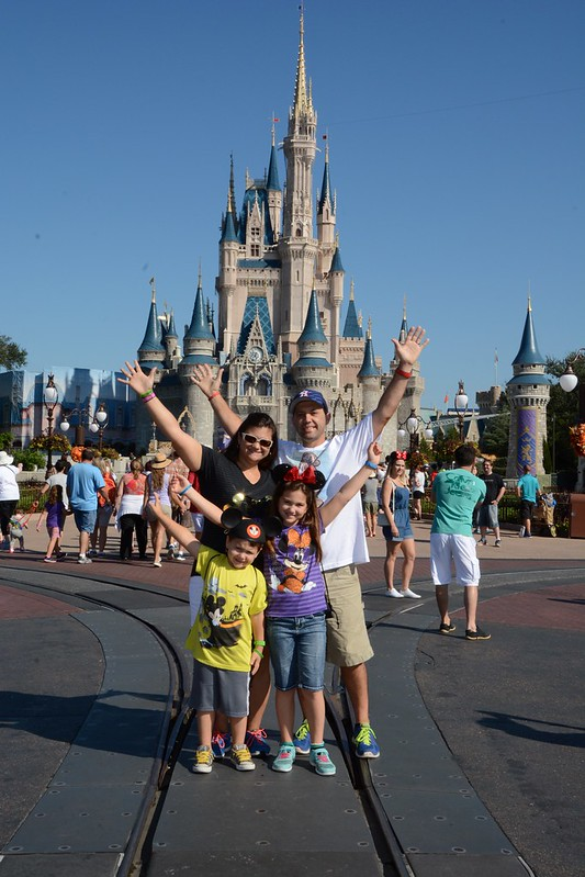 Day 1 of 2 at Magic Kingdom