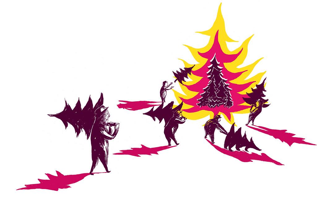 christmas emil sommerfeldt