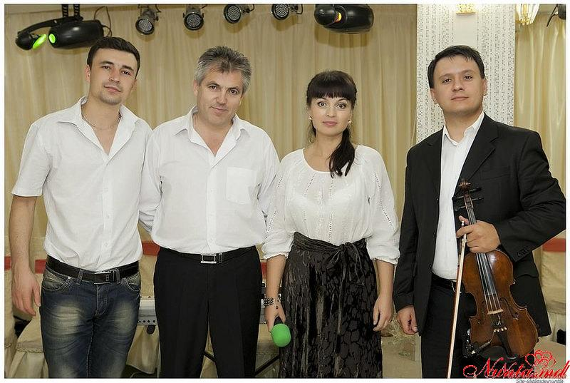 Valentina Volontir и Ансамбль Dacia из Кишинёва