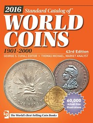 2016 Standard Catalog World Coins 1901-2000