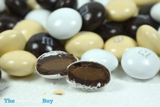 Hot Chocolate M&M's Made with Dark Chocolate 3
