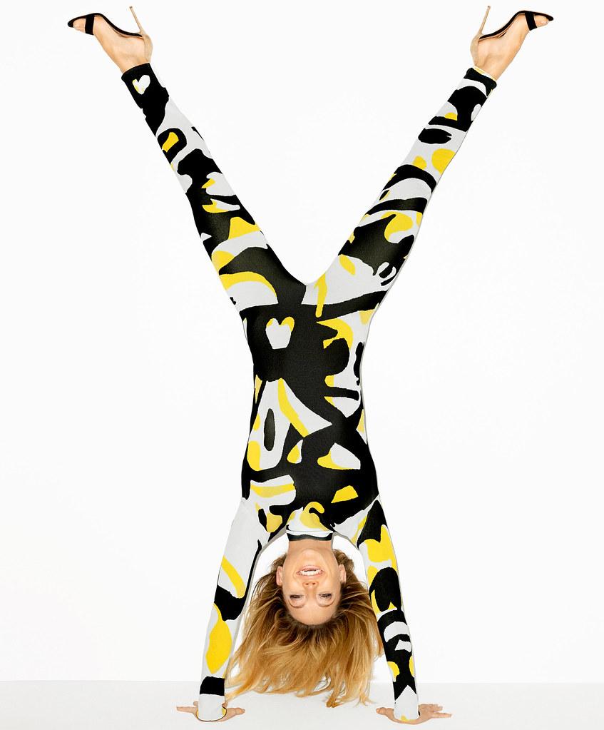 Кейт Хадсон — Фотосессия для «Harper's Bazaar» 2015 – 2