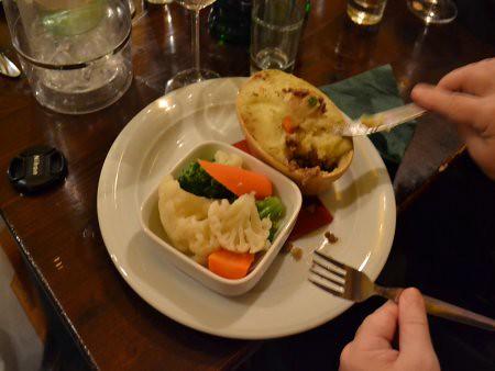 James Joyce pub 3 Restaurante unde se mananca bine in Praga