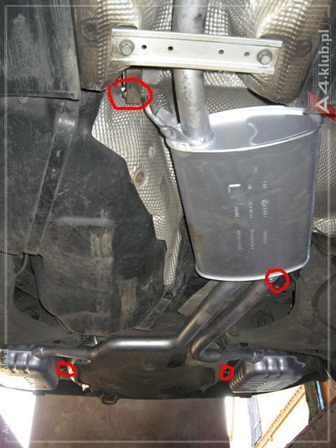 58318 - Wymiana ori układu wydechowego na podwójny od 2.5TDI - 10
