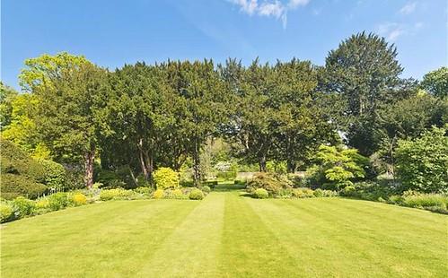 Mill House Great Shelford gardens