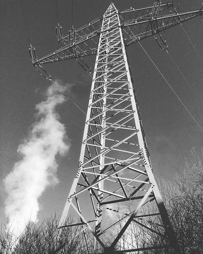 #powerline #strommast #kempten