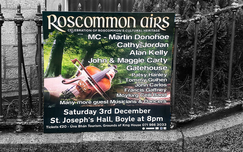 Roscommon Airs Concert