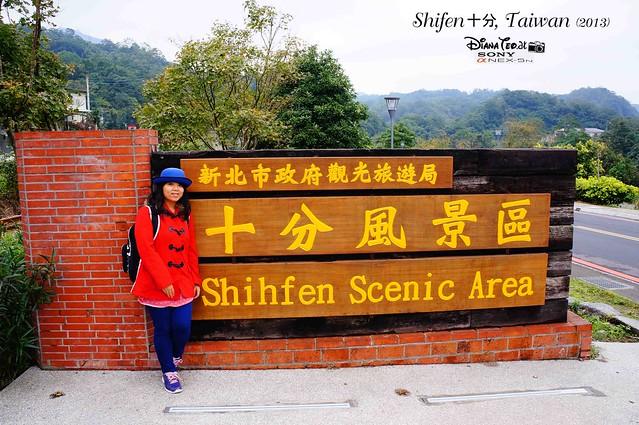 Shihfen Scenic Area