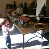 Model Train Show #unpreschool #growingupCoMo