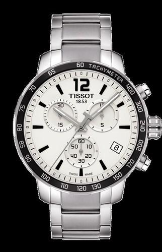 Tissot Quickster Chrono Reloj Hombre T095.417.11.037.00