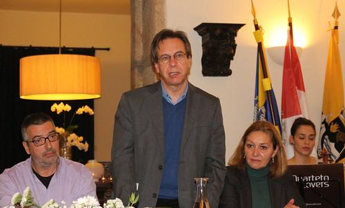 Lançamento do Livro Avessos - 24.ª edição do Prémio Nacional de Poesia da Vila de Fânzeres