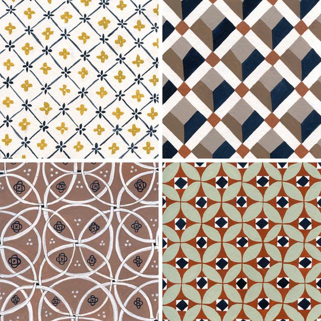 venetian patterns